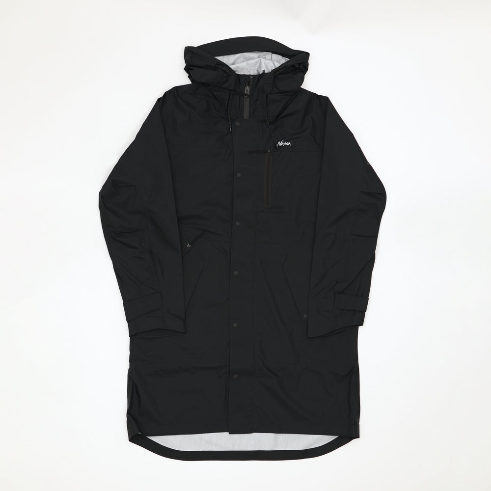 Aurora Light 3-layer Shell Coat (Black)