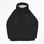 Aurora Light 3-Layer Shell Parka (Black)