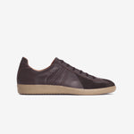 German Military Trainer (Dark Brown)