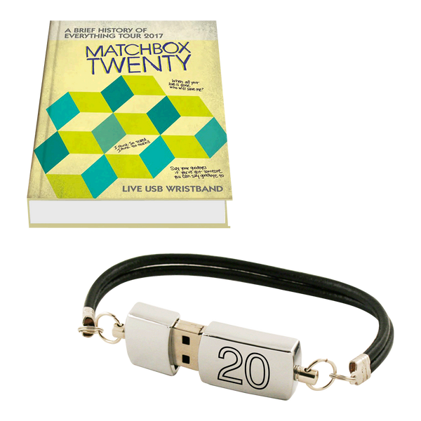A Brief History Of Everything Tour 2017 USB
