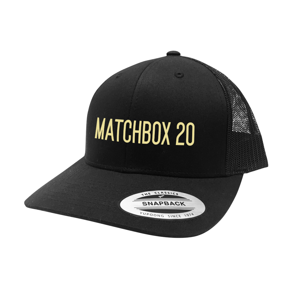 MB20 Logo Trucker Hat