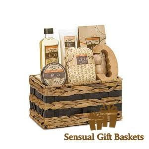 Invigorating Spa Basket-