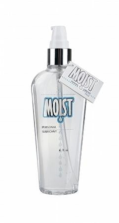 Moist Personal Lubricant - 4 oz-Pipedream-Lubricants