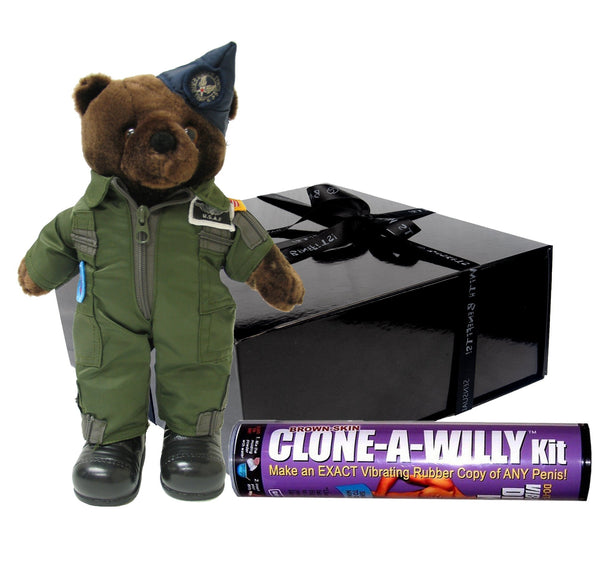 Air Force Flight Suit Male - Military Gift Box