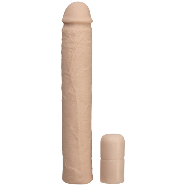 Xtend It Kit Realistic Penis Extender Beige-Doc Johnson-Penis Enhancers