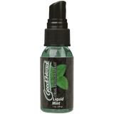 GoodHead Oral Delight Spray Mint 1oz-Doc Johnson-Oral Sex