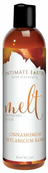 Intimate Earth Melt Warming Organic Lubricant 2oz-Intimate Earth-Lubricants