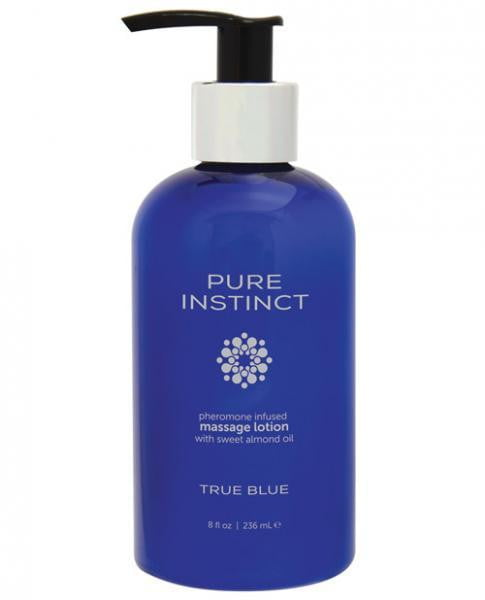 Pure Instinct Pheromone Massage Lotion 8oz-Classic Erotica-Sensual Massage