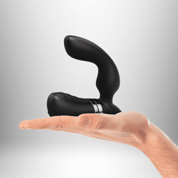 Fuzion Xchange Prostate Massager Set 10 Speed Black-Rocks Off-Prostate Massagers