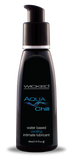 Wicked Aqua Chill Lubricant 2oz-Wicked Lubes-Lubricants