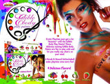 Edible Body Play Paints-Hott Products-Beauty & Body
