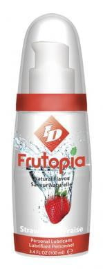 Frutopia Natural Strawberry 3.4 oz-ID Lubricants-Lubricants