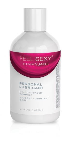 Jimmyjane Feel Sexy Personal Lubricant Silicone 4oz-Pipedream-Lubricants