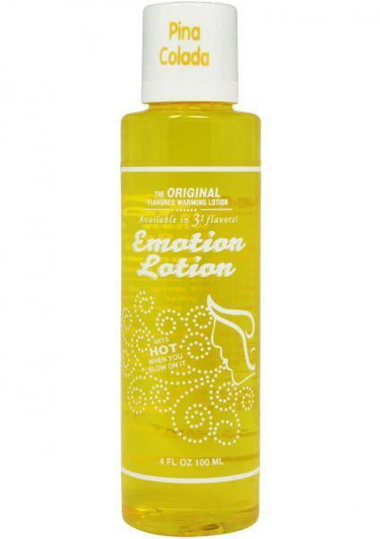 Emotion Lotion Pina Colada-Product Promotions-Sensual Massage