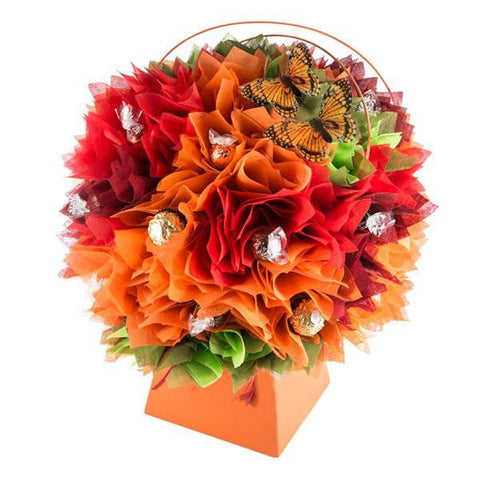 Autumn Delight Chocolate Bouquet-Chocolate Bouquet