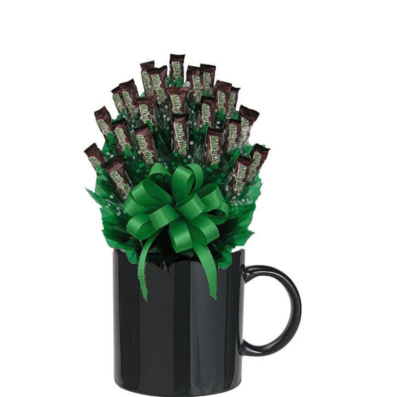 MILKYWAY™ CANDY BOUQUET MUG-Black-