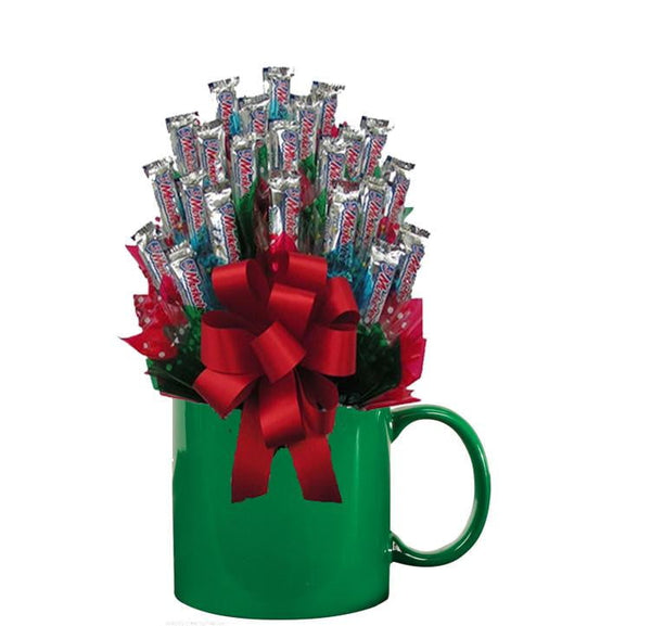 Copy of THREE MUSKETEERS™ CANDY BOUQUET MUG-