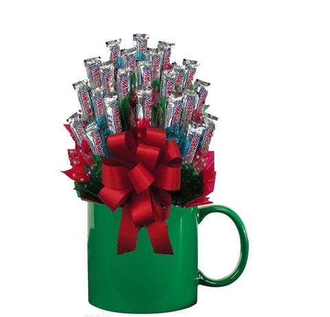Copy of Copy of THREE MUSKETEERS™ CANDY BOUQUET MUG-