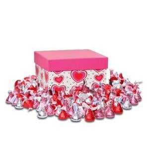 Hershey's Kisses - Kiss me Forever Box-Valentines Gift box