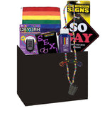 The Rainbow Gift Box-Black-LGBTQ Gift Box