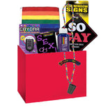 The Rainbow Gift Box-Red-LGBTQ Gift Box