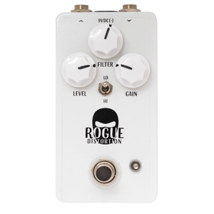 New! Rogue Distortion Pedal