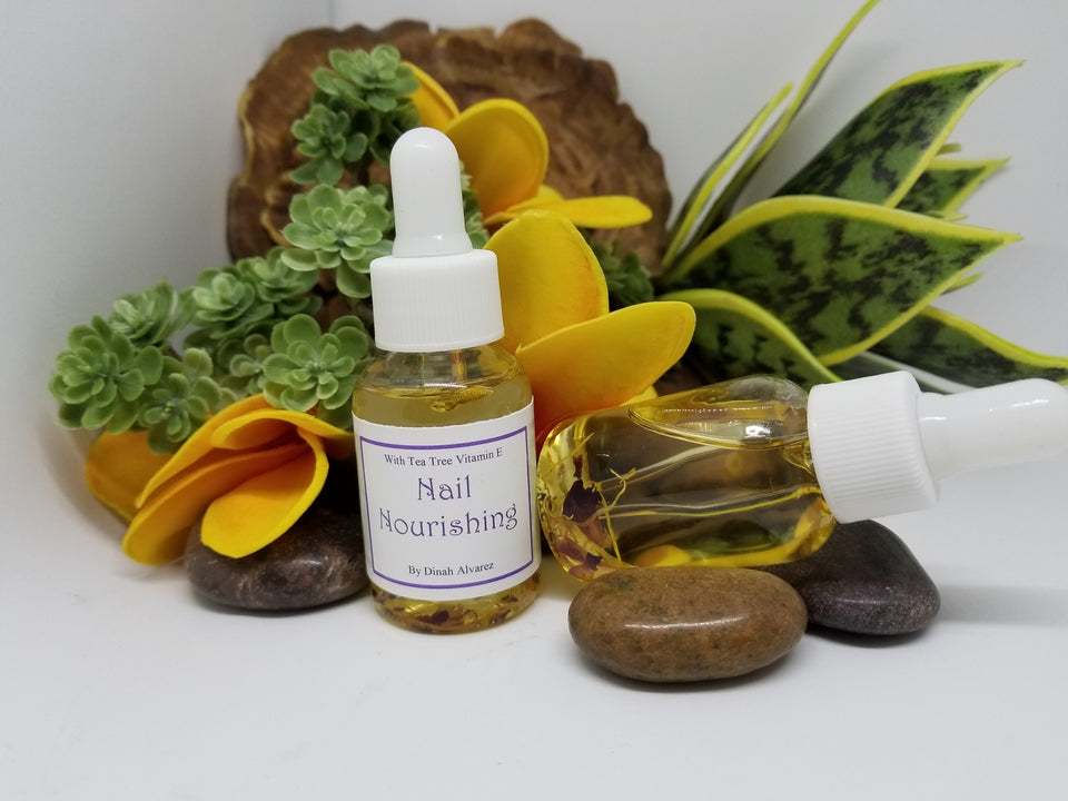 Nail Nourishing Oil 1.5oz.