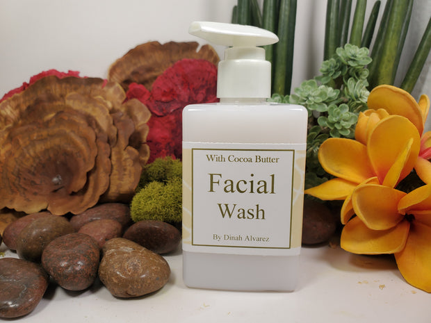 Facial Wash with Cocoa Butter