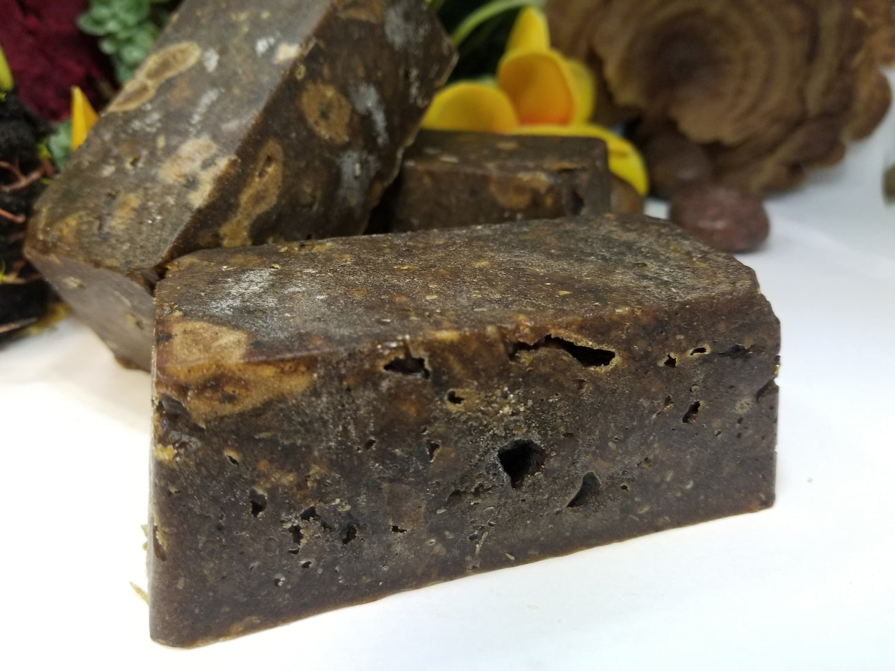 Black African Soap 8oz.