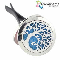 Tree Branches Aromatherapy Car Diffuser Locket