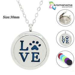 Pet Love Aromatherapy Necklace