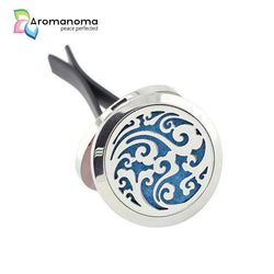 Wind Aromatherapy Car Diffuser Locket