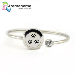 Little Paws Aromatherapy Bangle Bracelet