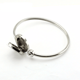 Cirrus Aromatherapy Bangle Bracelet