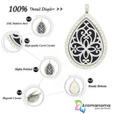 Water Drop Aromatherapy Necklace