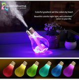 The Bulb - LED USB Ultrasonic Mini Aroma Diffuser