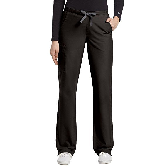 dfe0f639ee5 Pant Petite: Oasis Allure by White Cross Women's Drawstring Cargo Scrub  Pant Black