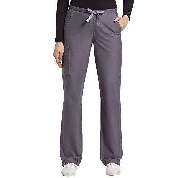 2af95cae0e8 Pant Petite: Oasis Allure by White Cross Women's Drawstring Cargo Scrub Pant  Pewter