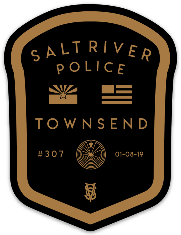 TOWNSEND MEMORIAL STICKER PREORDER