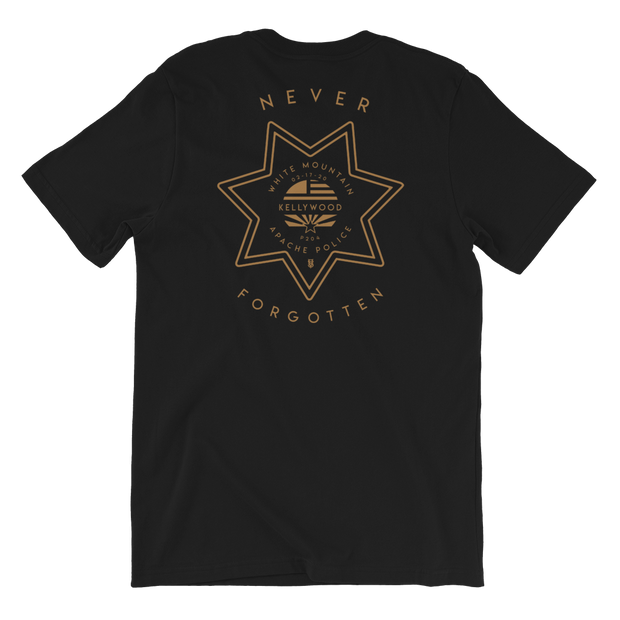 OFFICER KELLYWOOD MEMORIAL SHIRT