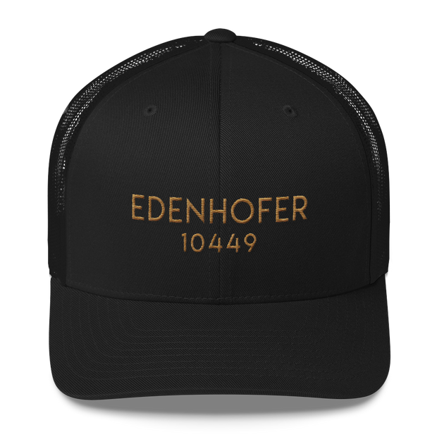 EDENHOFER MEMORIAL CAP