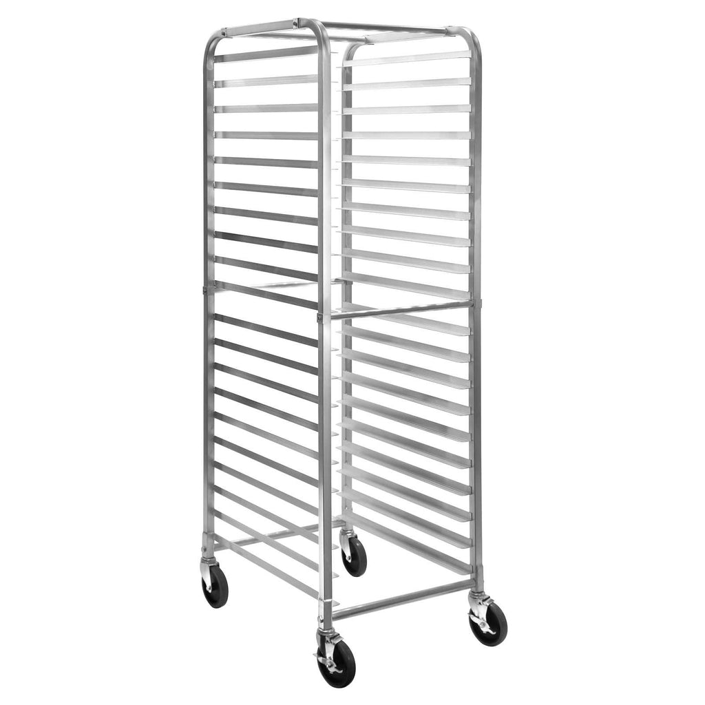 Commercial Kitchen 20 Sheet Bun Pan Bakery Rack - mixwholesale.com