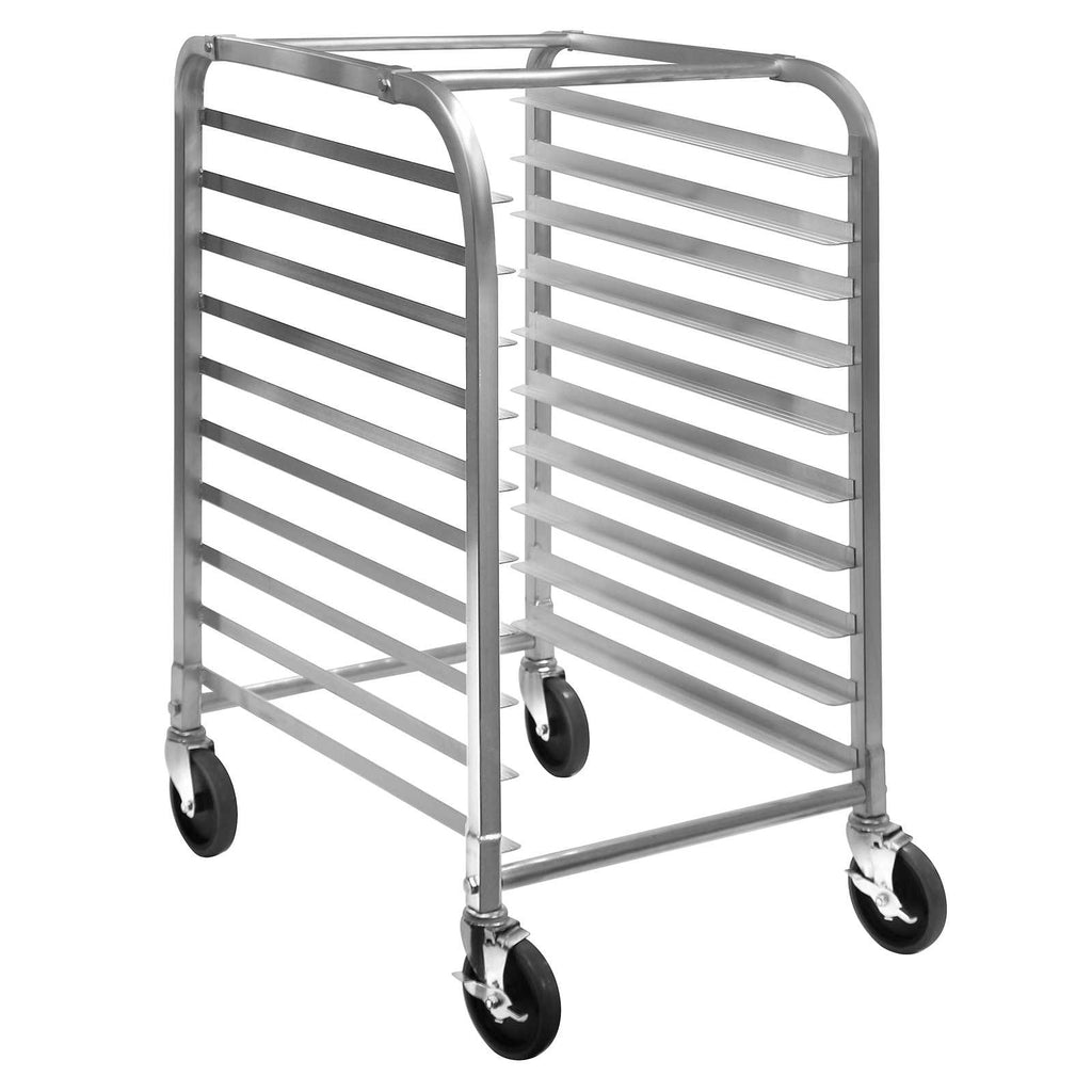Commercial Kitchen 10 Sheet Bun Pan Bakery Rack - mixwholesale.com