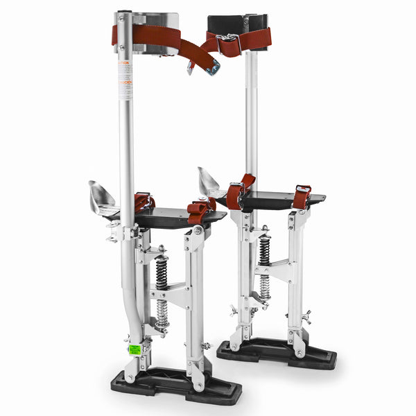 "Drywall Stilts Painters Walking Taping Finishing Tools - Adjustable 18"" - 30"" - mixwholesale.com"