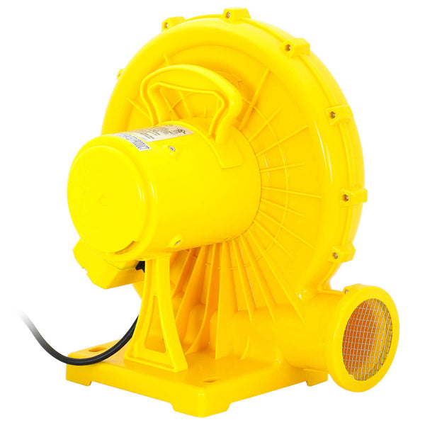 Commercial Inflatable Bounce House Air Pump Blower Fan - 1200 Watt 1.5 hp - mixwholesale.com