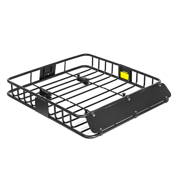 Heavy duty roof rack: 150 pound capacity