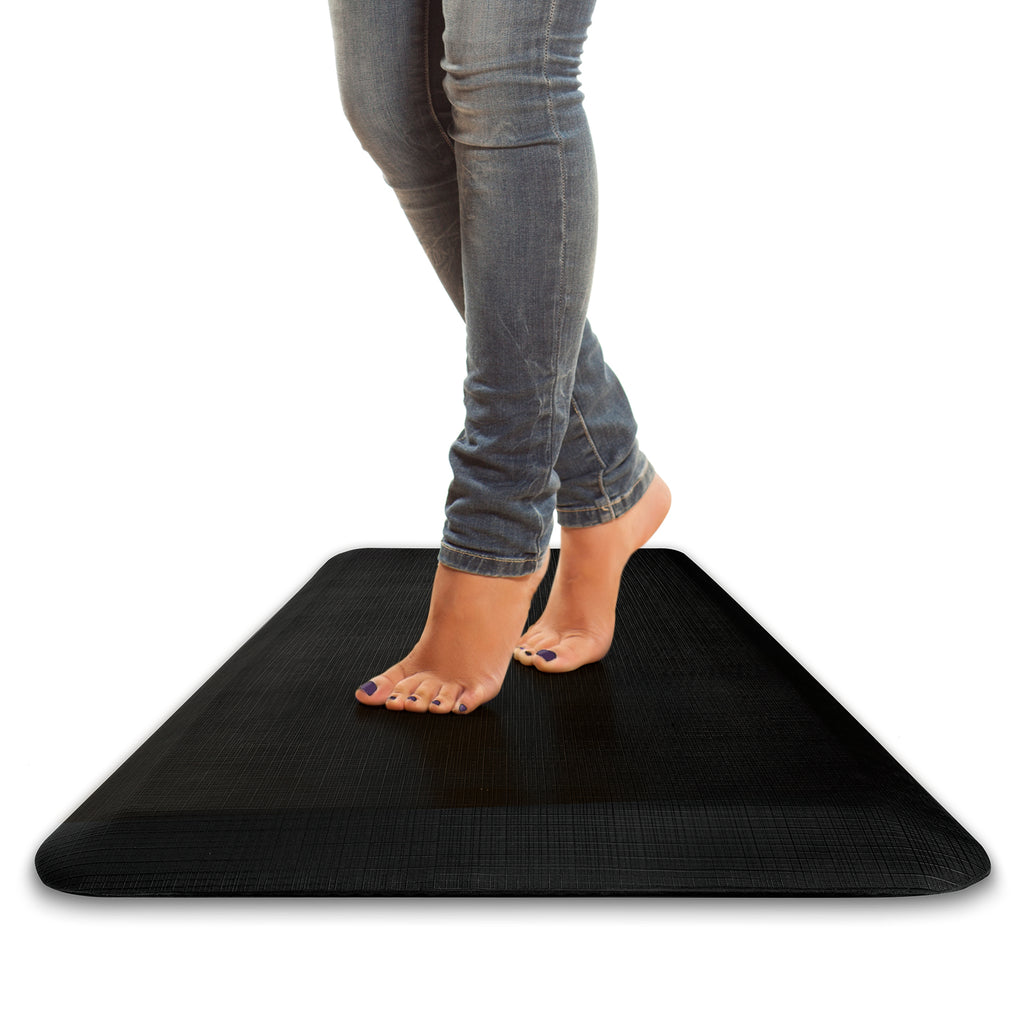 Anti Fatigue Kitchen Mat, Standing Desk Mats - Multiple Sizes - mixwholesale.com