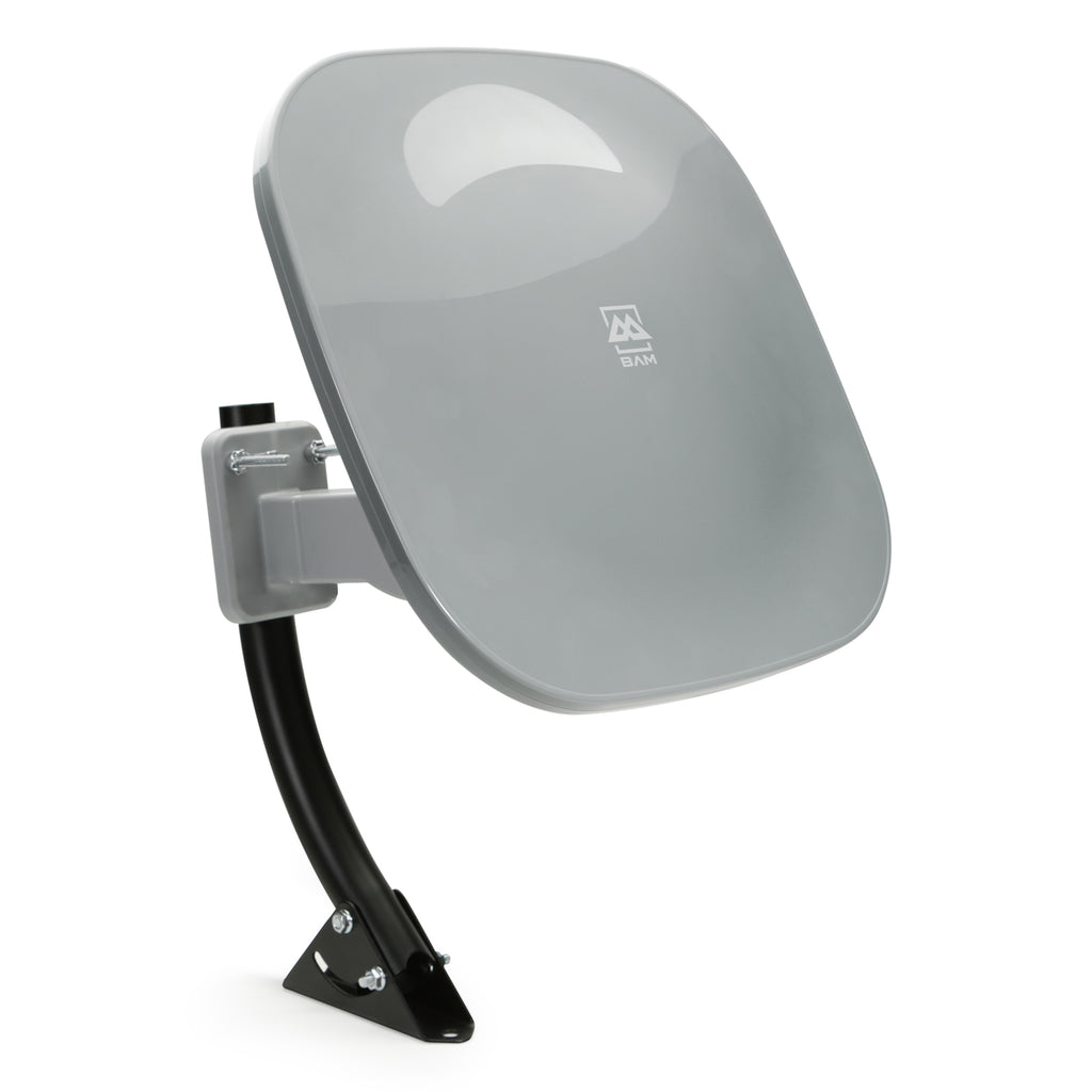 Outdoor Digital TV Antenna with 70 Mile Range for HDTV - mixwholesale.com