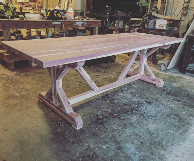The Aromatic Cedar Watson Farm Table