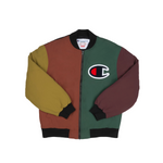 Supreme Champion Color Blocked Jacket Multi